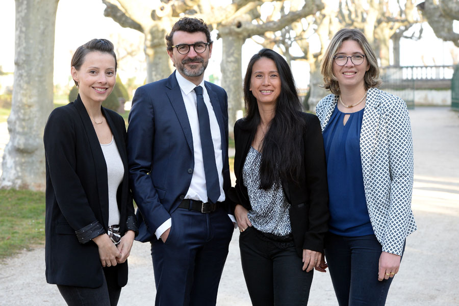 Equipe Barnoud Immobilier